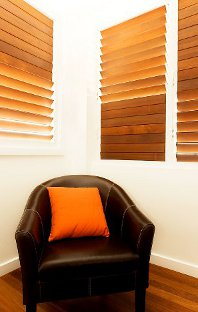 Breezway Altair Louvres with timber blades
