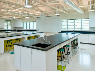 Elementary School, Sustainable Features, Hawaii