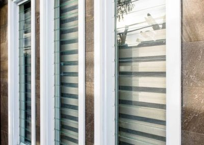 Breezway Louvres seal tight