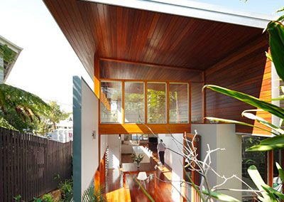 Post-War House, Improved Light and Air, Australia