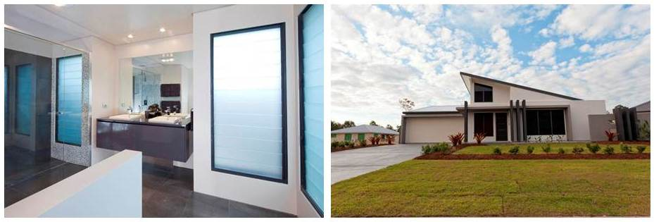 Breezway Louvre Windows with Screens