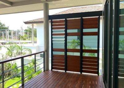 Vinzita Villas maximise ventilation through Breezway Louvre Windows