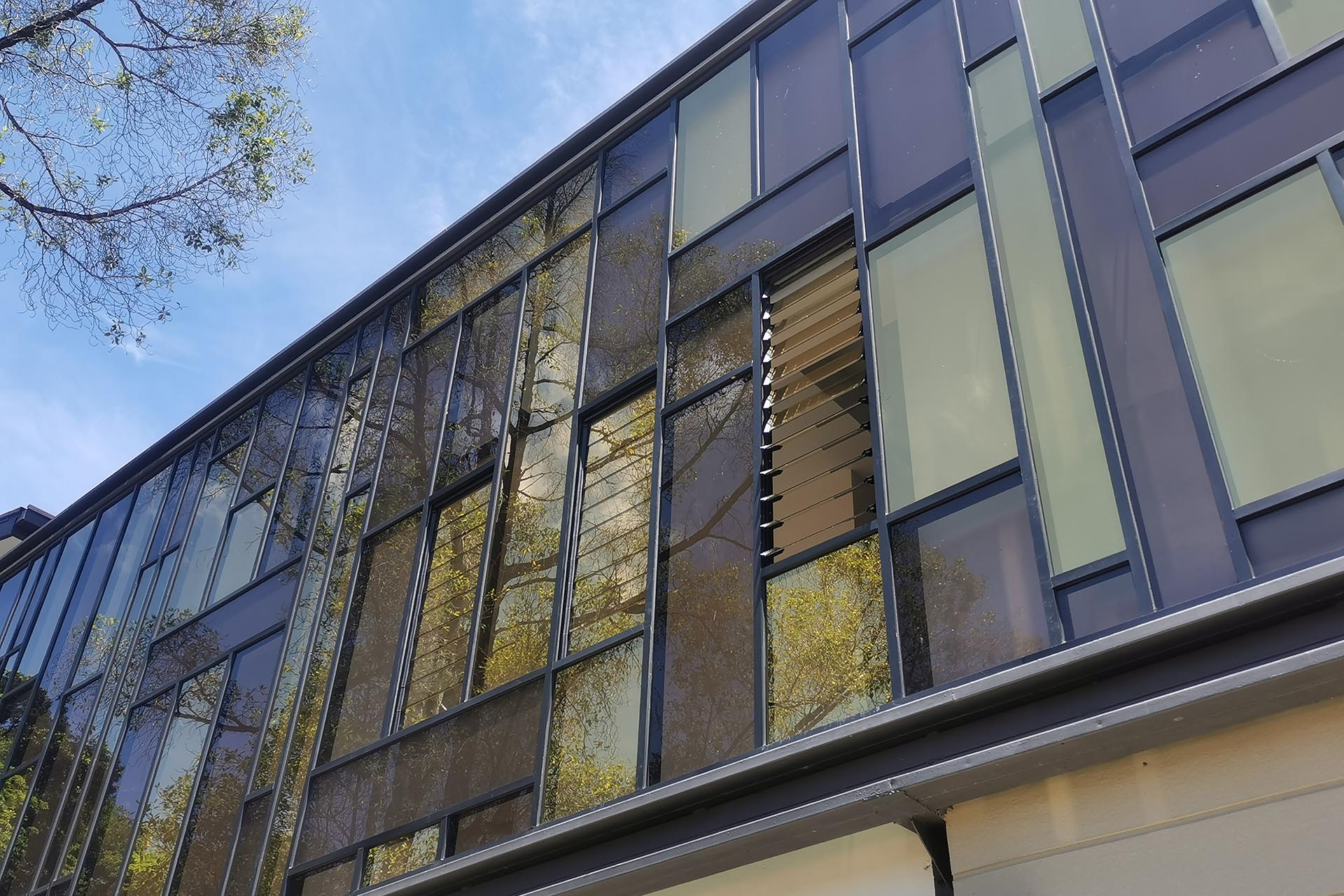 Create aesthetic appeal on your facade with Breezway Louvre Windows